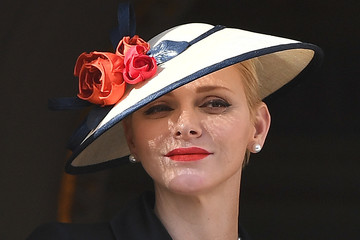 Charlene Wittstock Monaco National Day 2016