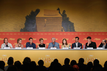 Charles Berling 'Elle' Press Conference - The 69th Annual Cannes Film Festival