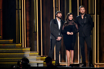 Charles Kelley The 52nd Annual CMA Awards - Show