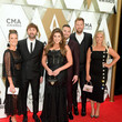 Charles Kelley The 53rd Annual CMA Awards - Arrivals