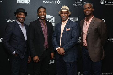 Charles Parnell American Black Film Festival - Men Of TNT Panel