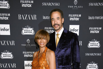 Charles Phillips Harper's BAZAAR Celebrates 'ICONS By Carine Roitfeld' At The Plaza Hotel Presented By Infor, Laura Mercier, Stella Artois, FUJIFILM And SWAROVSKI - Red Carpet