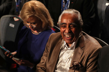 Charles Rangel Hillary Clinton And Donald Trump Face On In First Presidential Debate At Hofstra University