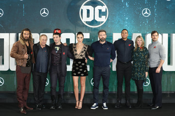 Charles Roven 'Justice League' Photocall
