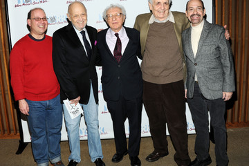 """Charles Strouse """"A World To Win"""" Off Broadway Opening Night - Curtain Call And After Party"""
