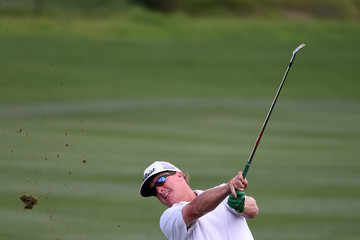 Charley Hoffman Valero Texas Open - Round One