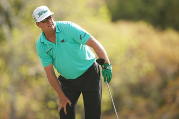 Charley Hoffman World Golf Championships-Dell Match Play - Round One