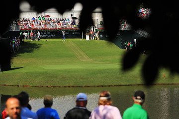 Charley Hoffman TOUR Championship - Round Two
