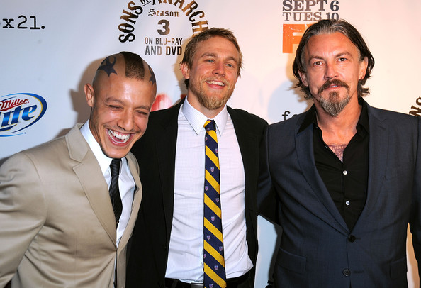 Posted in Season One with tags charlie hunnam jax teller katey segal