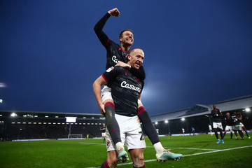 Charlie Adam European Best Pictures Of The Day - January 01, 2020