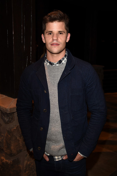 Charlie Carver - 2015 CAA Sundance Party Presented By Canada Goose, In Partnership With Ketel One Vodka - 2015 Park City