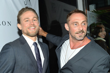 Charlie Hunnam Nordstrom Supper Suite 'Papillon' Official Pre-Premiere Cocktail Party