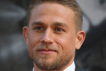 Charlie Hunnam The London Premiere of 'King Arthur: Legend of the Sword'