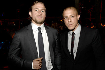 "Charlie Hunnam Theo Rossi Premiere Of FX's ""Sons Of Anarchy"" Season 6 - After Party"