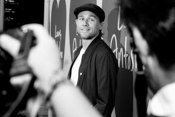 Charlie Hunnam Los Angeles Premiere Of Lurker Productions' 'Love, Antosha' - Red Carpet