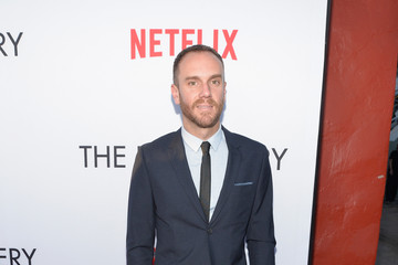 Charlie McDowell Premiere of Netflix's 'The Discovery' - Arrivals