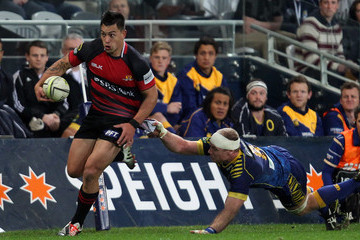 Charlie O'Connell ITM Cup Rd 4 - Otago v Canterbury