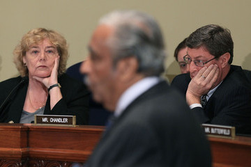 Zoe Lofgren Charlie Rangel Sanctioned By House Ethics Committee
