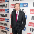 Charlie Rose The International Women's Media Foundation's 27th Annual Courage In Journalism Awards Ceremony - Arrivals