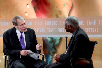 Charlie Rose Fortune + Time Global Forum 2016