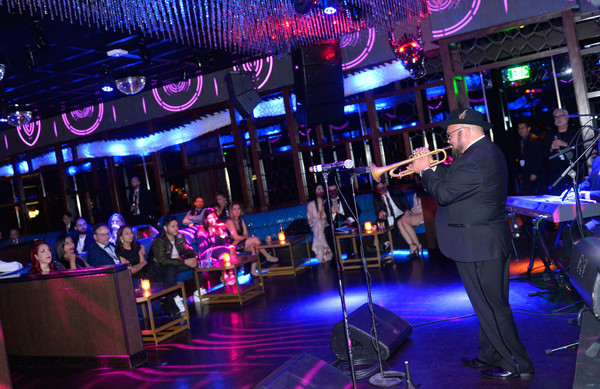 The 18th Annual Latin Grammy Awards - After Party