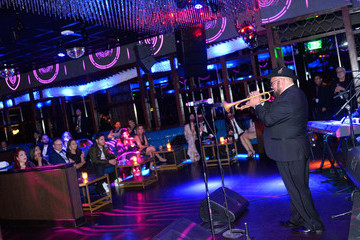 Charlie Sepulveda The 18th Annual Latin Grammy Awards - After Party