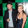 Charlie Sheen and Natalie Kenley Photos