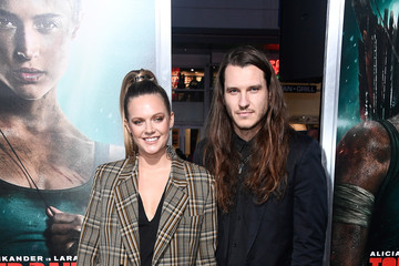 Charlie Twaddle Premiere Of Warner Bros. Pictures' 'Tomb Raider' - Arrivals