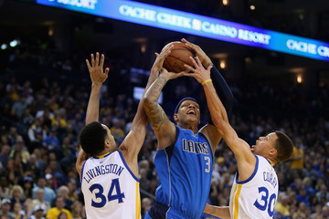 Charlie Villanueva Dallas Mavericks v Golden State Warriors