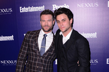 Charlie Weber Jack Falahee 'Entertainment Weekly' and 'People' Celebrate The New York Upfronts - Arrivals