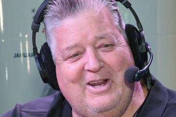 Charlie Weis SiriusXM at Super Bowl LII