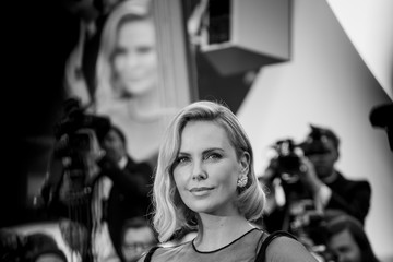 Charlize Theron Alternative View - The 70th Annual Cannes Film Festival