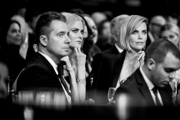 Charlize Theron The 24th Annual Critics' Choice Awards - Inside