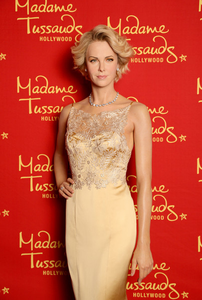 Madame Tussauds Hollywood Welcomes Academy Award Winning Actress Charlize Theron In Wax!