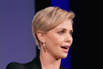 Charlize Theron 2015 Social Good Summit - Day 2