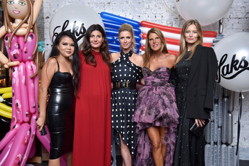 Charlott Cordes Saks Celebrates AdR Book: Beyond Fashion By Anna Dello Russo With Book Signing And Private Dinner