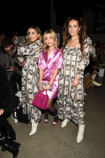 Cynthia Rowley - Front Row - February 2020 - New York Fashion Week: The Shows