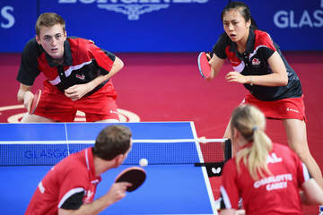 Charlotte Carey 20th Commonwealth Games: Table Tennis