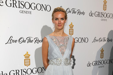 Charlotte Carroll DeGrisogono 'Love on the Rocks' Party at the 70th Annual Cannes Film Festival