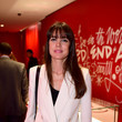 Charlotte Casiraghi Montblanc: (Red) Launch Event Cocktail At The Boutique