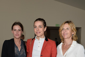 Charlotte Casiraghi Paris Eiffel Jumping Presented By Gucci - Day 1