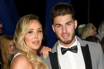 Charlotte Crosby National Television Awards 2019 - Red Carpet Arrivals