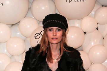 Charlotte De Carle 'EOS Lip Balm Winter Lips' Party - Photocall
