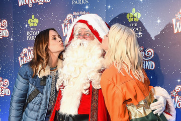 Charlotte De Carle Winter Wonderland VIP Launch Night