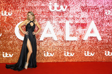 Charlotte Hawkins ITV Gala - Red Carpet Arrivals