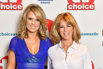 Charlotte Hawkins TV Choice Awards - Red Carpet Arrivals