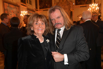 Charlotte Knobloch New Year Reception Of Bavarian State Government