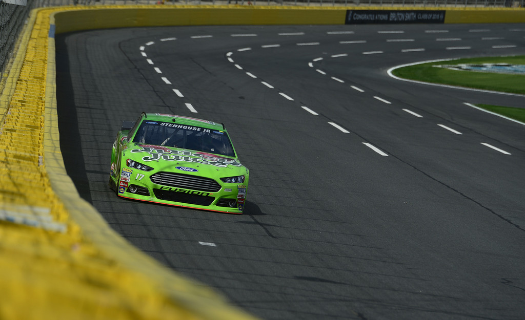 Charlotte motor speedway day 1 zimbio for Charlotte motor speedway pictures