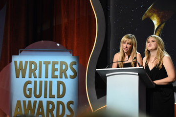 Charlotte Newhouse 2016 Writers Guild Awards L.A. Ceremony - Inside Show