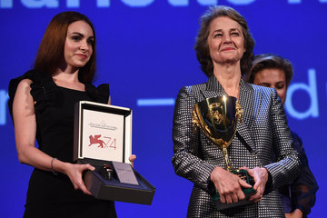 Charlotte Rampling Closing Ceremony: 74th Venice International Film Festival - Jaeger-LeCoultre Collection